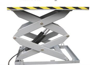 Hot sale Automatic Inudstrial hydraulic mobile lifting platform