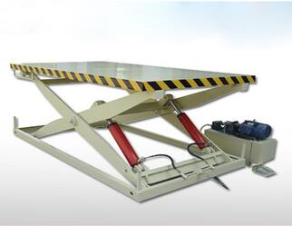 DEK-16060703 New Design Hydraulic Scissor Lifting Platform