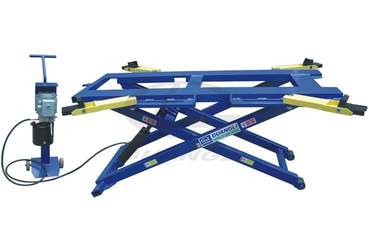 GL1006 Series 2.2Kw/220/380V Movable hydraulic scissor lift