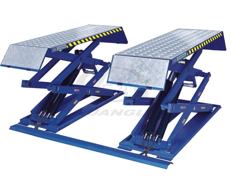 GL1004 Sereies Auto lifting equipment car lifter with CE certification