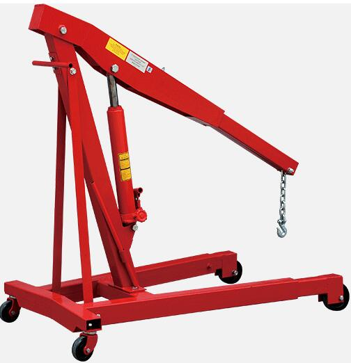 GUANGJUN Good Quality YDJ3 Series 3T Folding Shop Crane