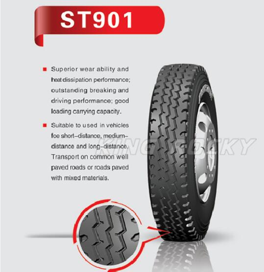 9.00r20 truck tire with small order quantity