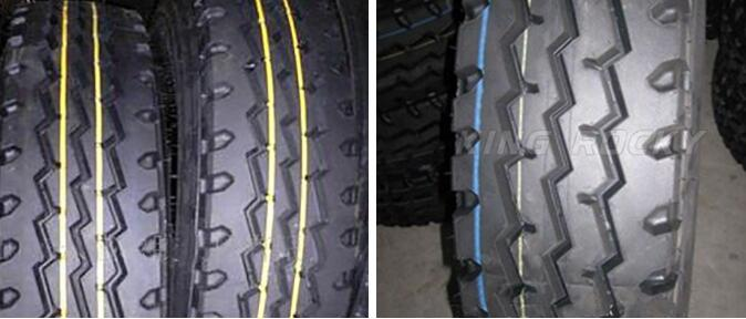 Competitive prices optimized design radial truck tire
