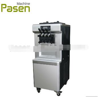 Easy operation Frozen yogurt machine | Commercial soft ice cream machine for sale