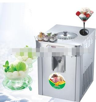 18L Countertop Commercial Stainless Steel 110v 220v Electric Hard Ice Cream Machine