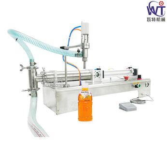 G1WY Series Pneumatic Manual Liquid Filling Machine