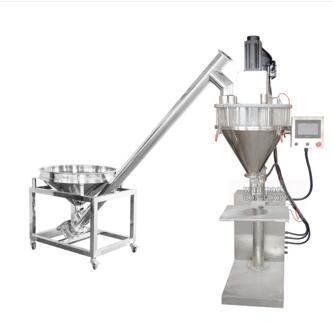 WTPF-1B Series 260Kg Fully Automatic Powder Filling Machine