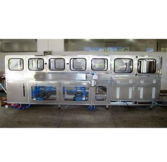 Kinglife XG-J/100 5 gallon bottle washing filling capping machine