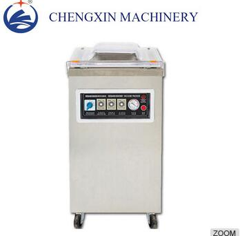 DZ(Q)400 Series 220V single chamber vacuum packing machine