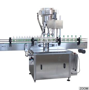 Automatic Single head rotary screw Capping Machine