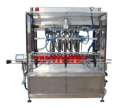 Hot Sale One year Guarantee Viscosity Liquid Filling Machine