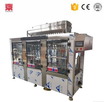Cheap automatic stainless steel liquid bottle filling machine