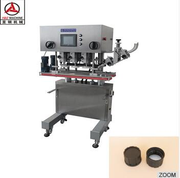 High quality long duration time filling capping sealing machine