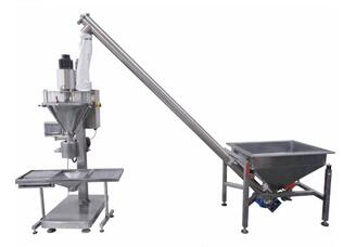 YGF-F/5000 Small tomato Powder Filling Machine for bag