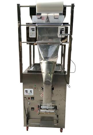small pouch packaging machine, coffee powder sugar salt stick packing machine