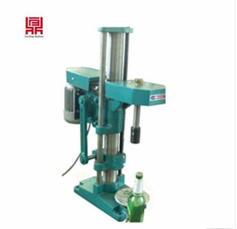 2017 brand new beer/drinks bottle metal cap capping machine/ cap closing machine