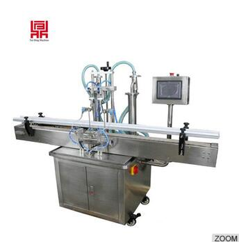 Linear type pure water bottling machine/ bottled drinking water filling machine
