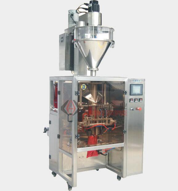YHDBJ 220V 50HZ Back Sealing Coffee Sachet Packaging Machine