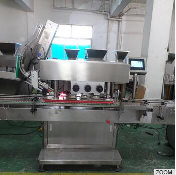 220V/380V Automatic High Speed Bottle Capping Machine
