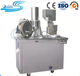 Semi-Automatic Stainless Steel Soft Medical capsule making machine