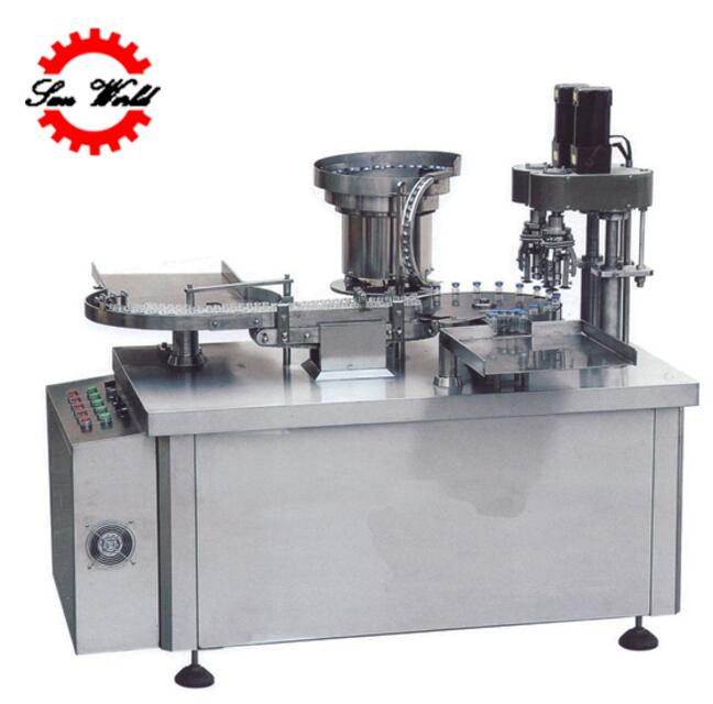 SHENGHUA 220V/380V Liquid bottle capping/sealing machine
