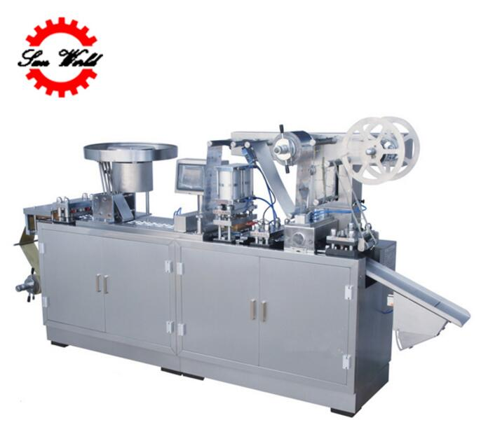 DPP-350E aluminum-aluminum pill/tablet blister packing machine
