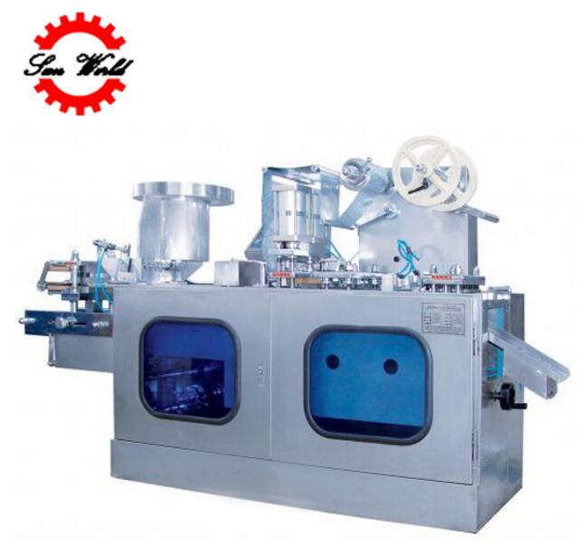 DPP 80B Pharmaceutical Hard Aluminum-Aluminum Blister Packing Machine