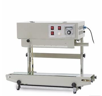 Automatic Vertical Continuous Plastic Bag Sealing Machine With Code Printer