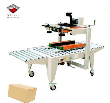 High Quality Durable Adhesive Tape Carton Sealing Machine