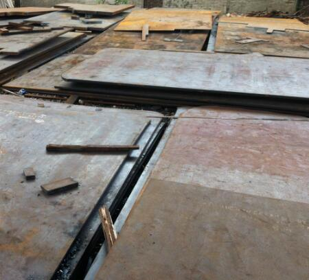 Highest grade carbon structured steel plates