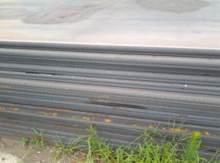 Construction Structure Hot Rolled Steel Sheet