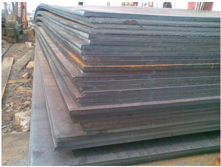 Widely used structural mild steel plate
