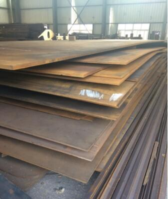 Hot Rolled Carbon Steel Structural Medium Plate