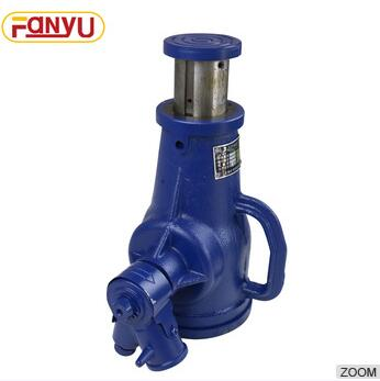 ISO9001 Good quality heavy duty mechanical screw bottle jack