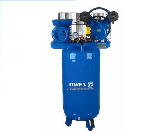 New vertical medium pressure air compressor