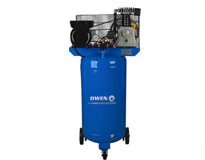 2HP Vertical Italy belt industrial air compressor