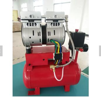 24V  truck accessories oil free air compressor