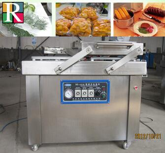 stainless steel industrial vacuum package machine/used vacuum packaging machine