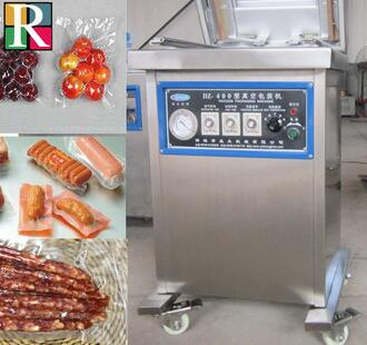 stainless steel multifunction fruit and vegetable household vacuum skin packaging machine