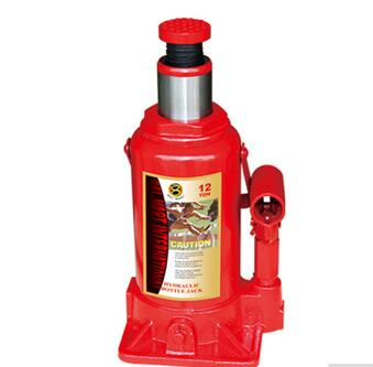 SM01-9912 Series 12ton Hydraulic Bottle Jack used for Car Jack