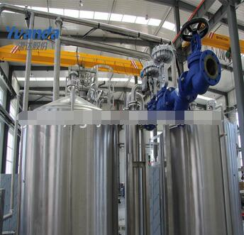 Intelligent unmanned condensed milk production line milking machine for sale