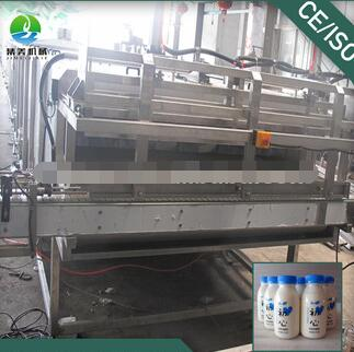 professional High Quality Stainless Steel continuous juice bottle/cans tunnel pasteurizer