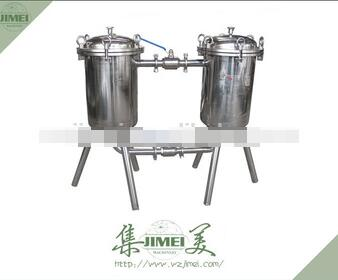 2016 Hot selling sanitary juice/milk double filter