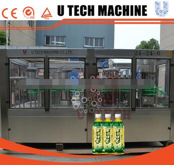 Bottling Tea Juice Filling Machine/8000BPH Juice Bottling Plant