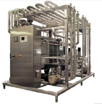 High Quality UHT Coconut Milk Sterilizer Machine/Coconut Milk Production Line