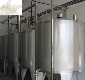 Small Pasteurized Milk Production Line/Milk Production Machinery