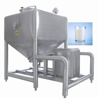 Automatic Flavoured Milk Production Line/Dairy Production Line