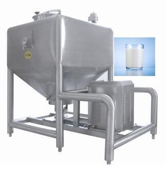 Automatic Flavoured Milk Production Line/Dairy Production Line