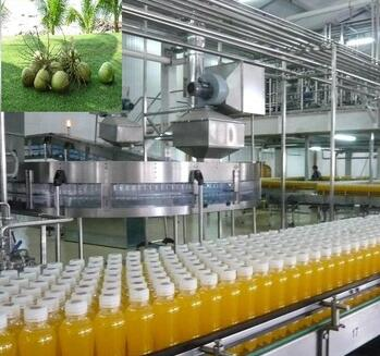 Coconut Milk Production Line/ Coconut Milk Making Machine