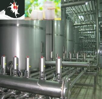 Milk Filling Machine, Flavored Milk Production Line